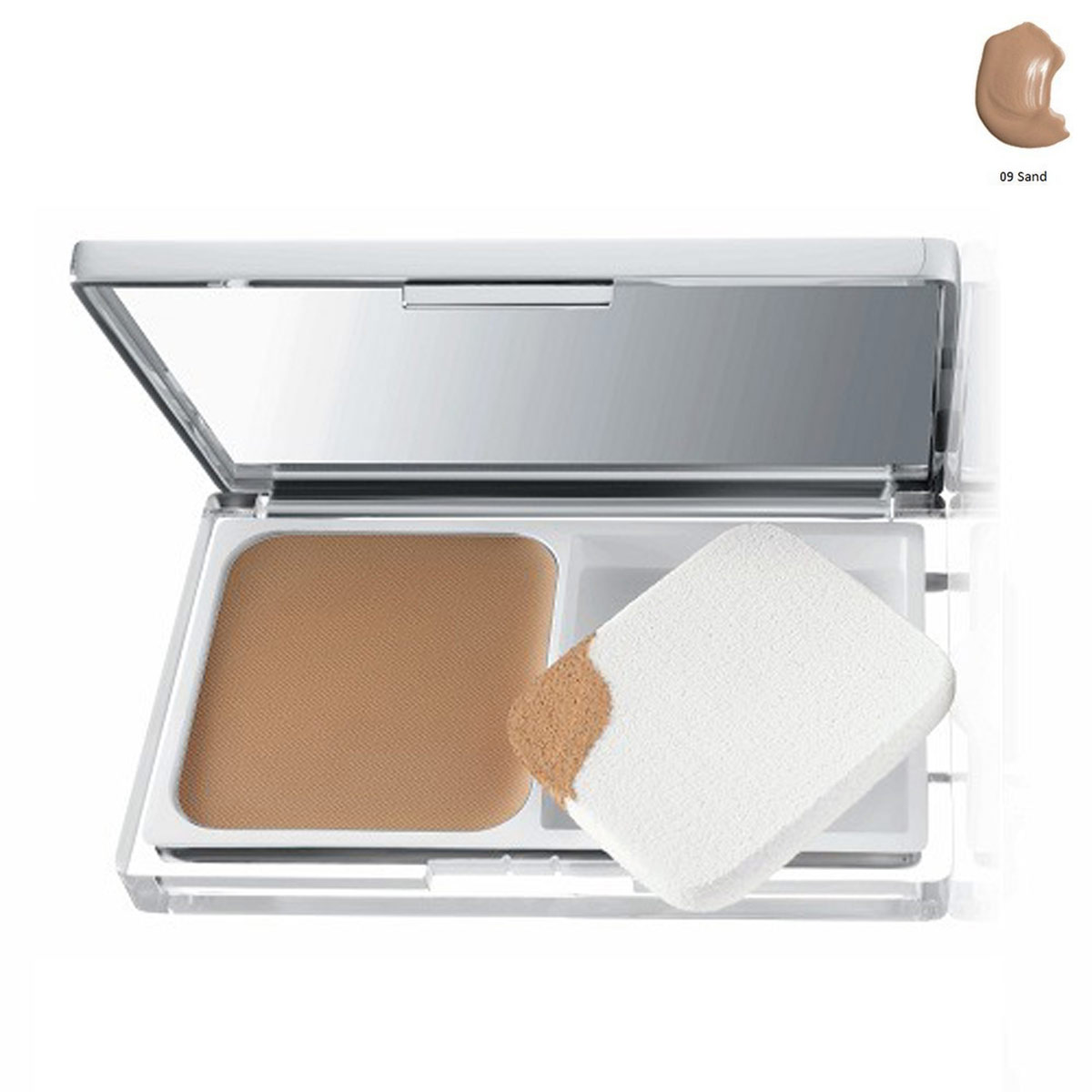 Puder Clinique Anti-Blemish Solutions Powder Makeup Puder matujący  10 g - 18 Sand