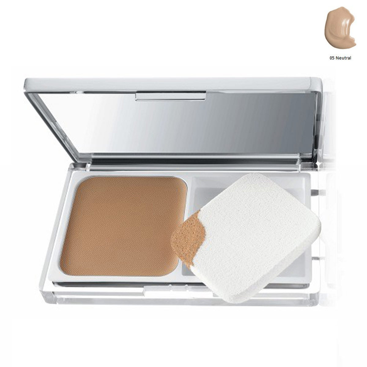 Puder Clinique Anti-Blemish Solutions Powder Makeup Puder matujący  10 g - 09 Neutral
