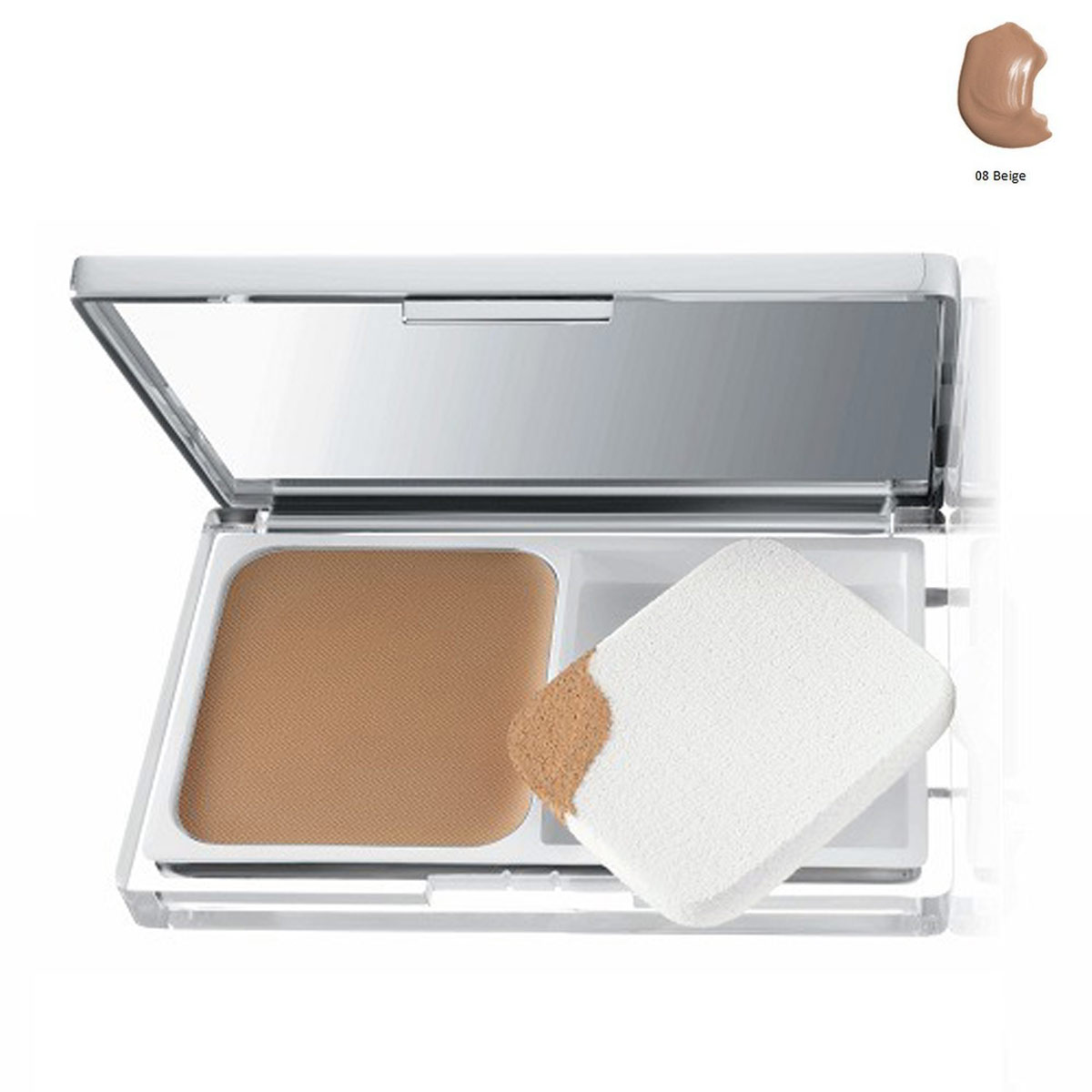 Puder Clinique Anti-Blemish Solutions Powder Makeup Puder matujący  10 g - 15 Beige