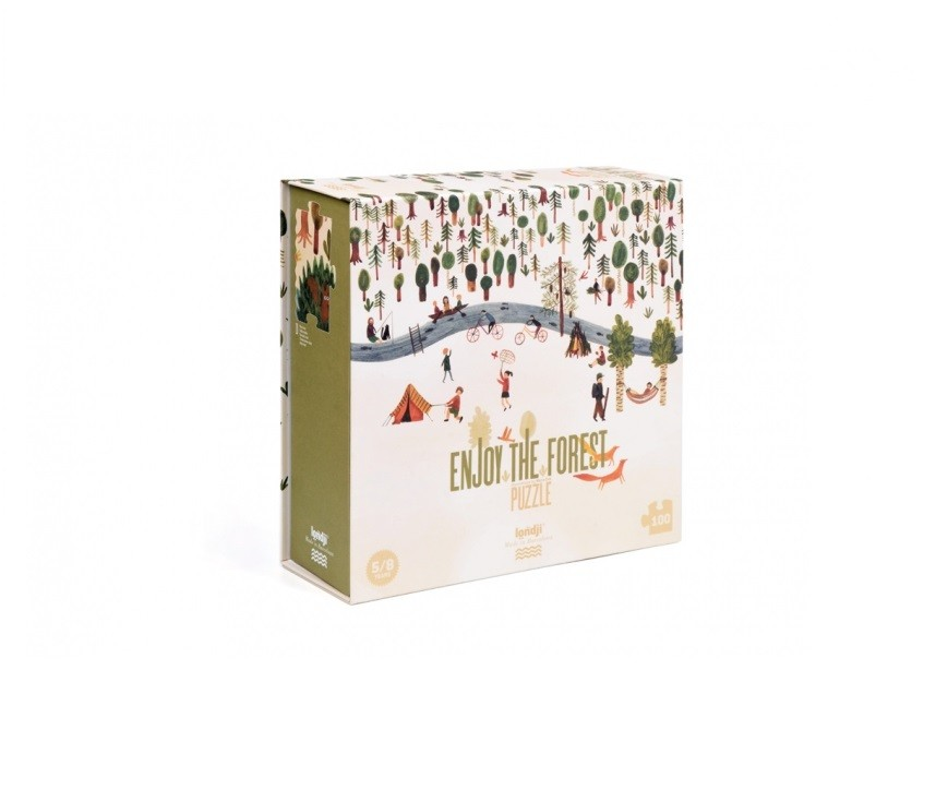 Gra puzzle Go to the Forest - 90728