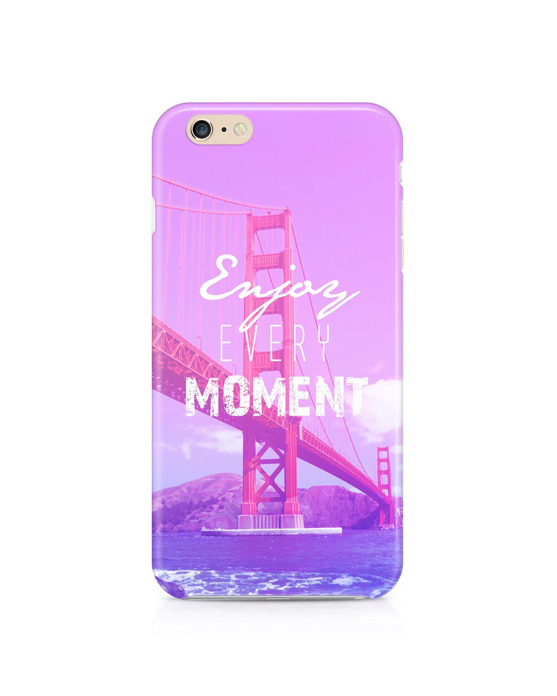 Etui iPhone Enjoy every moment - 28553