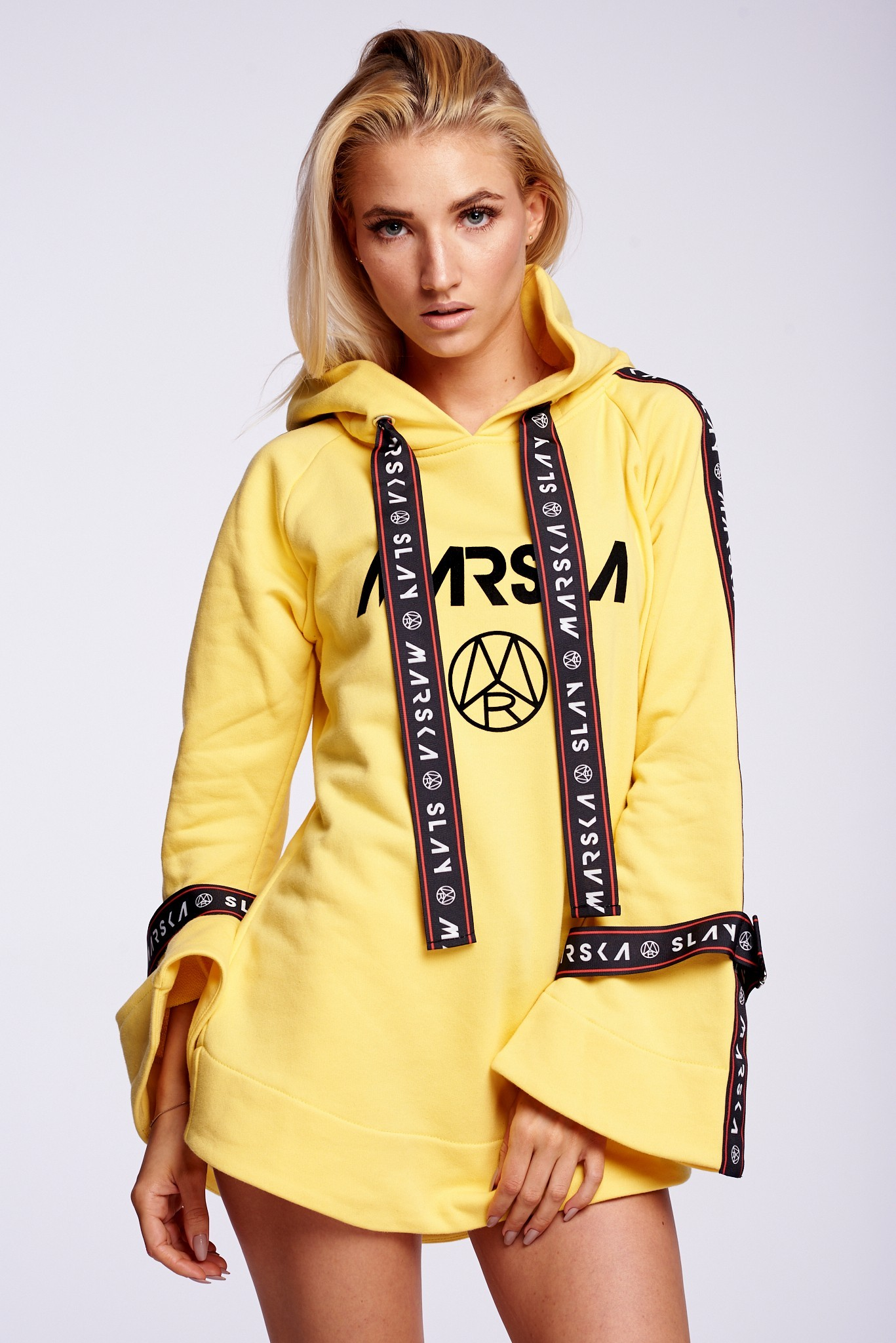 Bluza MR Yellow Tape - 107572