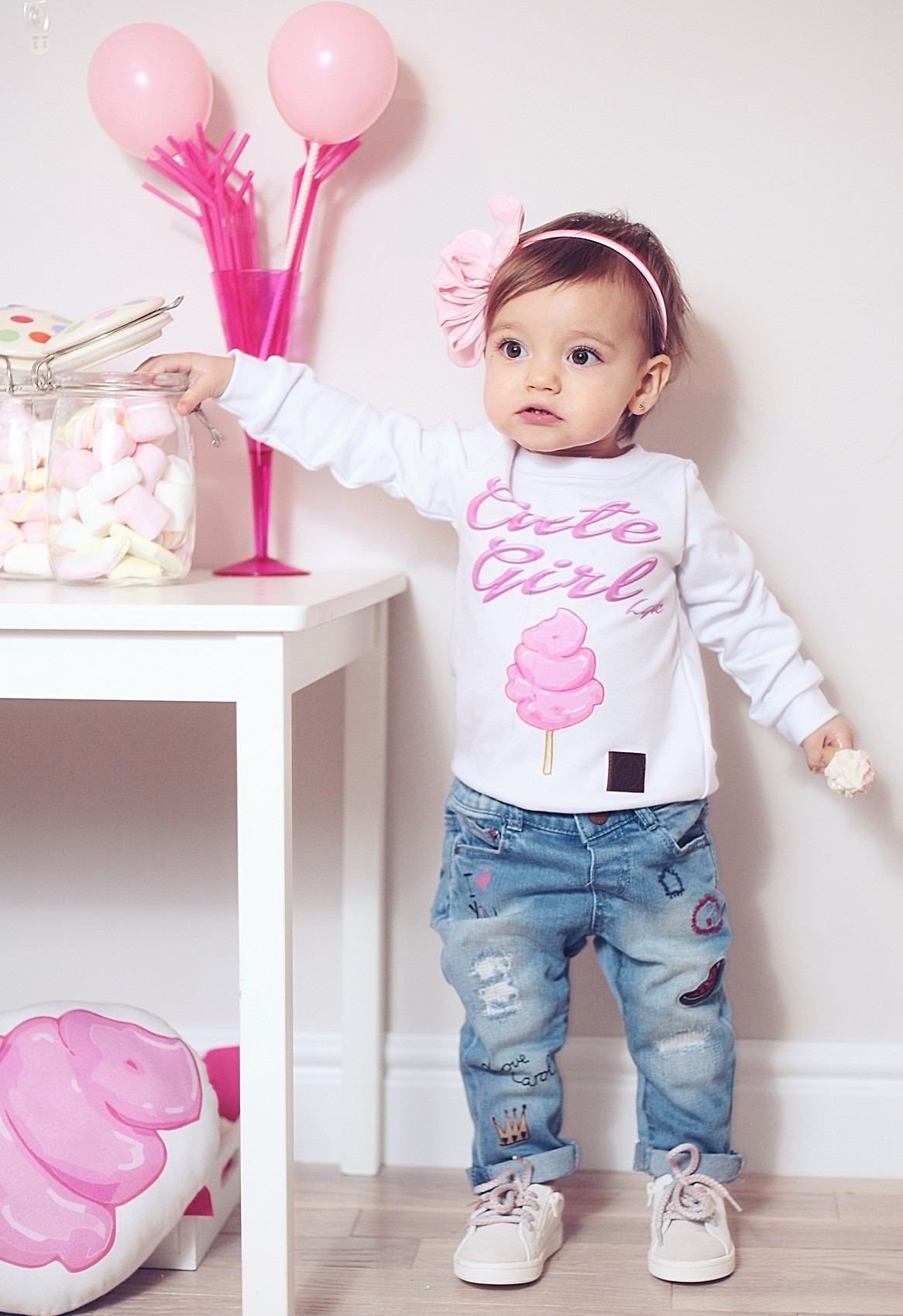 Bluza CUTE GIRL - 54022