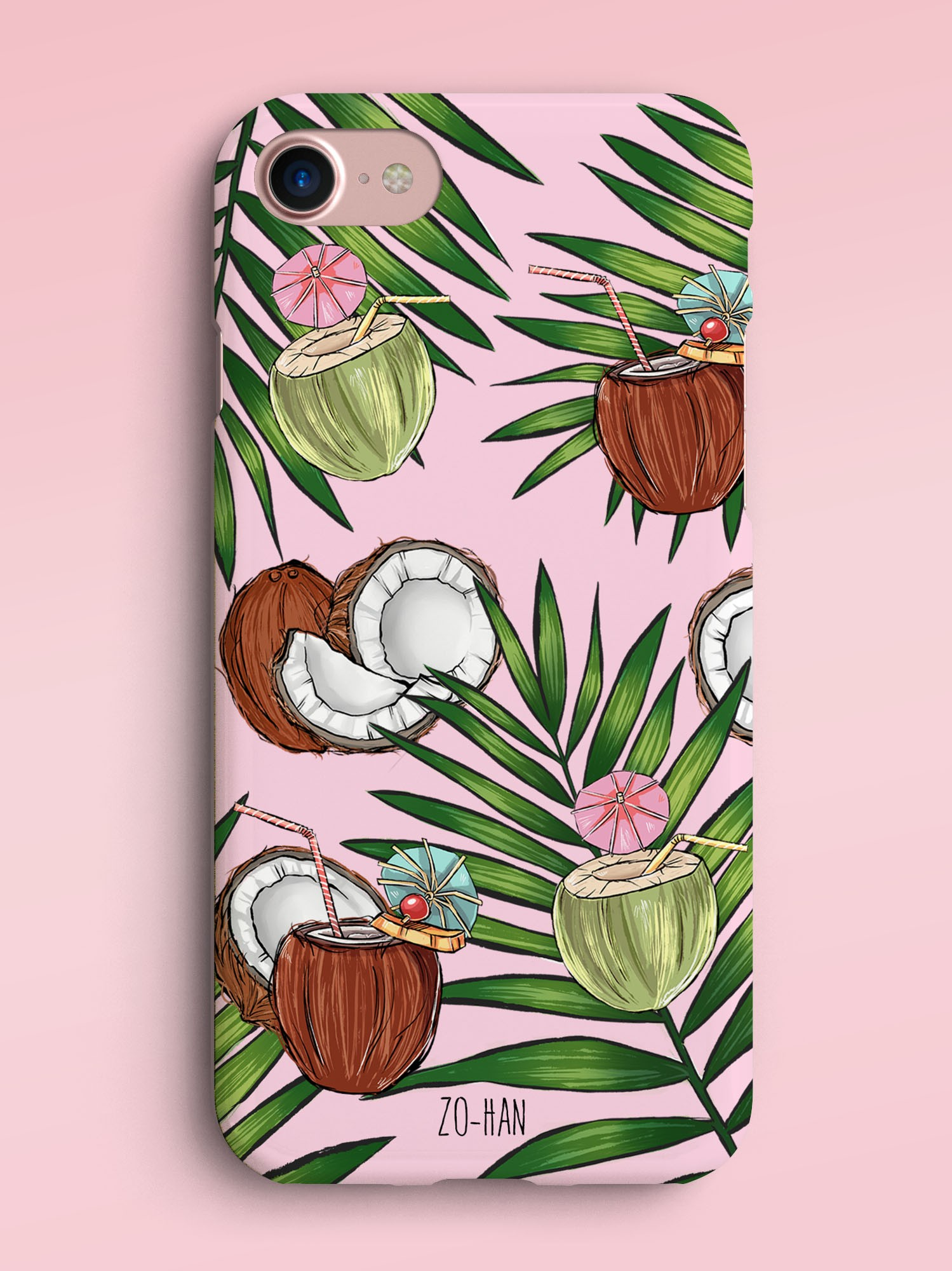 Etui Coconut Dream - 112633