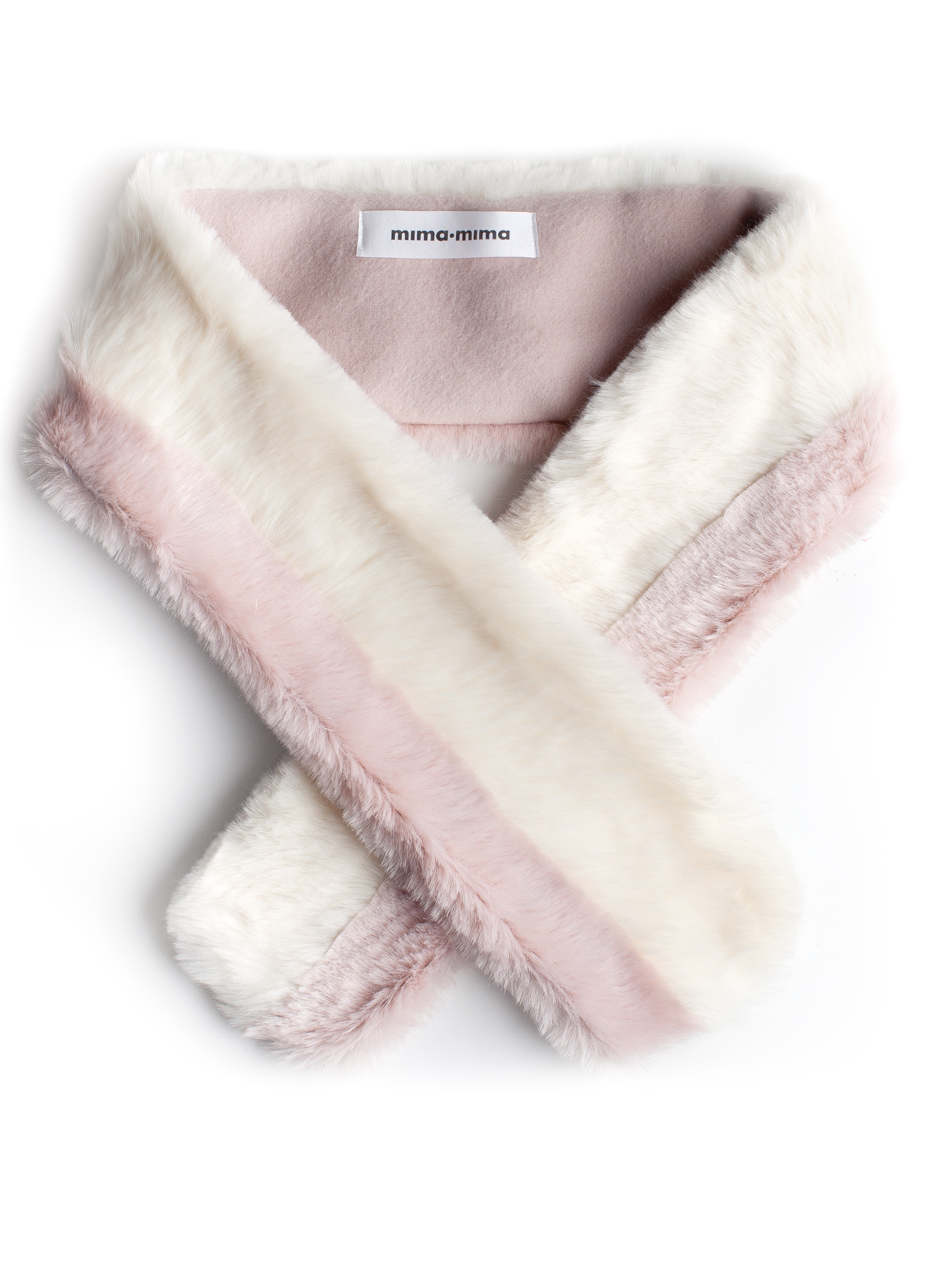 Szalik Fluffy Tail Bright - 91714