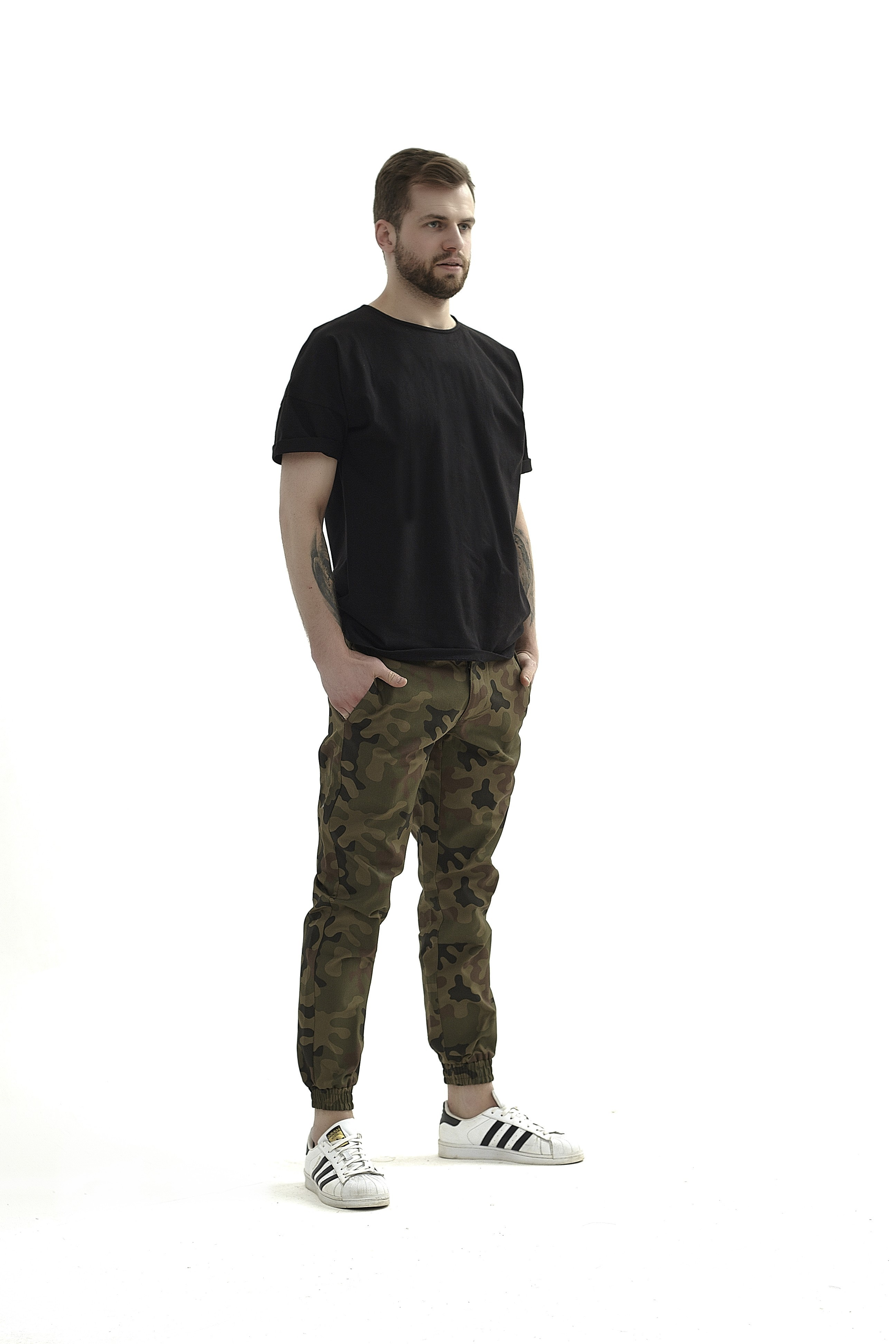 Spodnie Military Jogger Pants - 102710