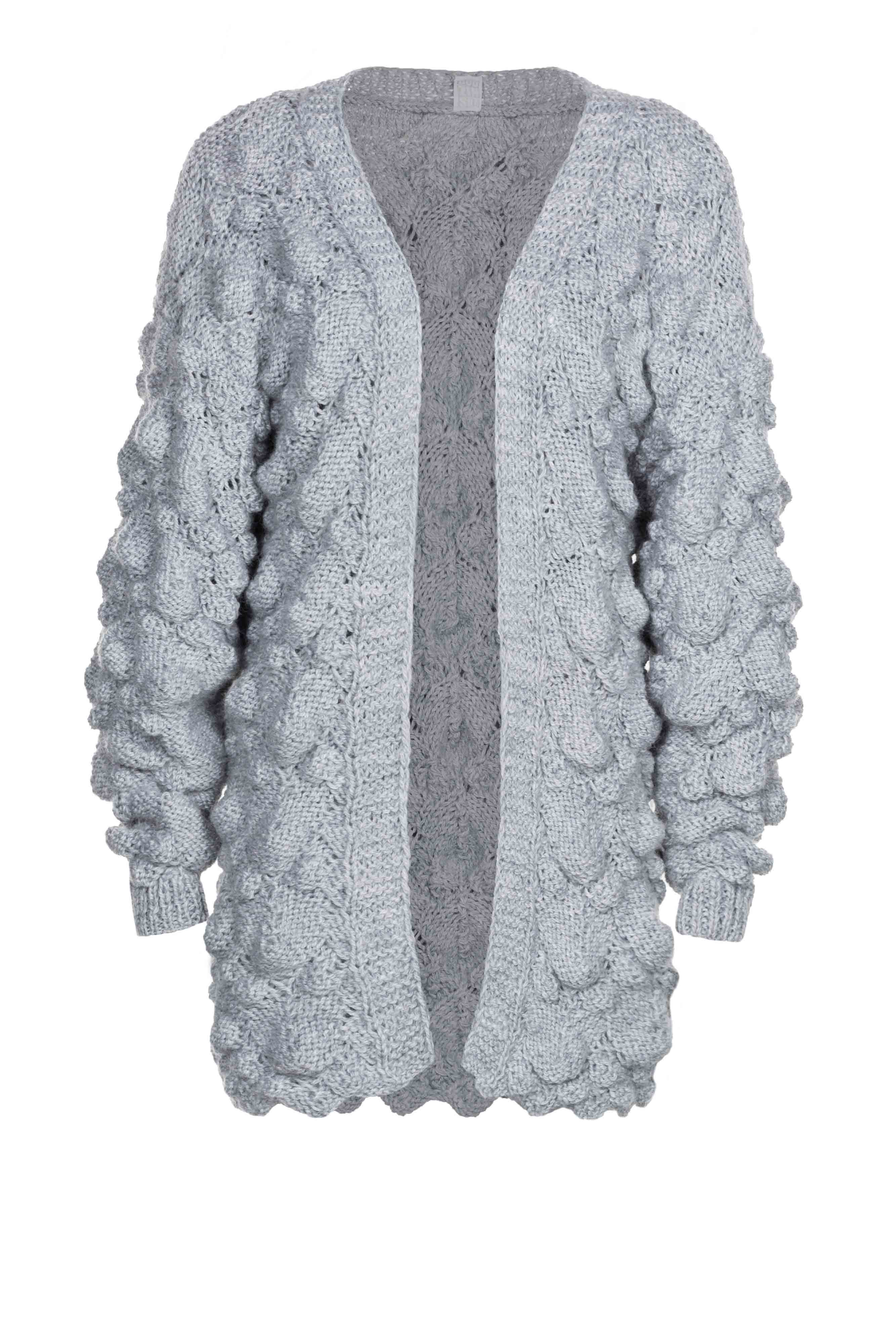 Rozpinany sweter LENTE - 82647