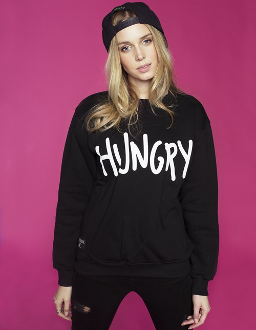 Bluza Hungry - 48730