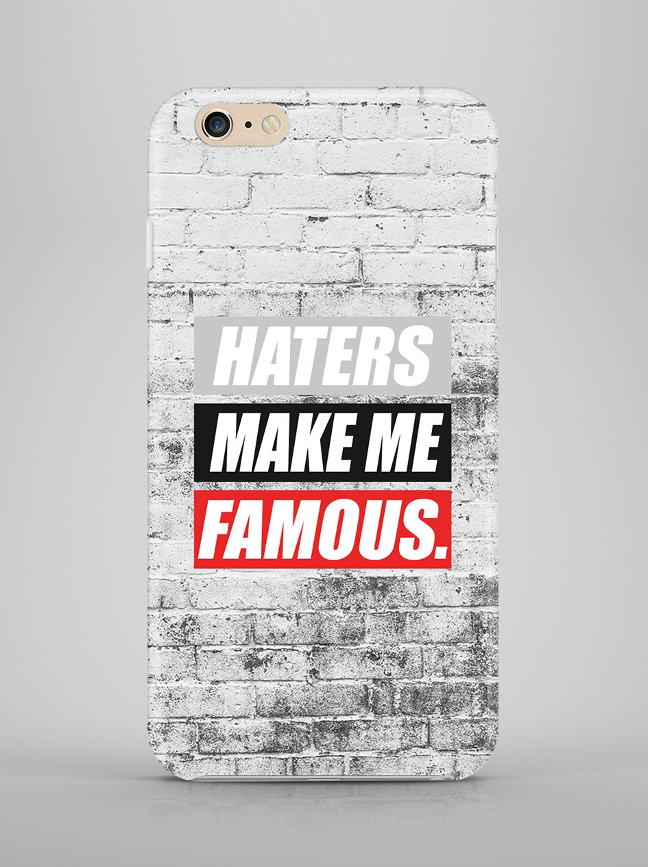 Etui Haters Make Me Famous - 72664