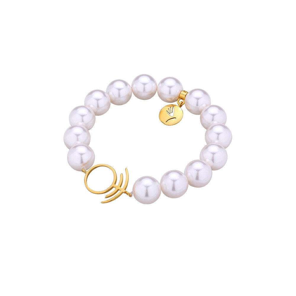 Bransoletka Anchor Pearls - 61648