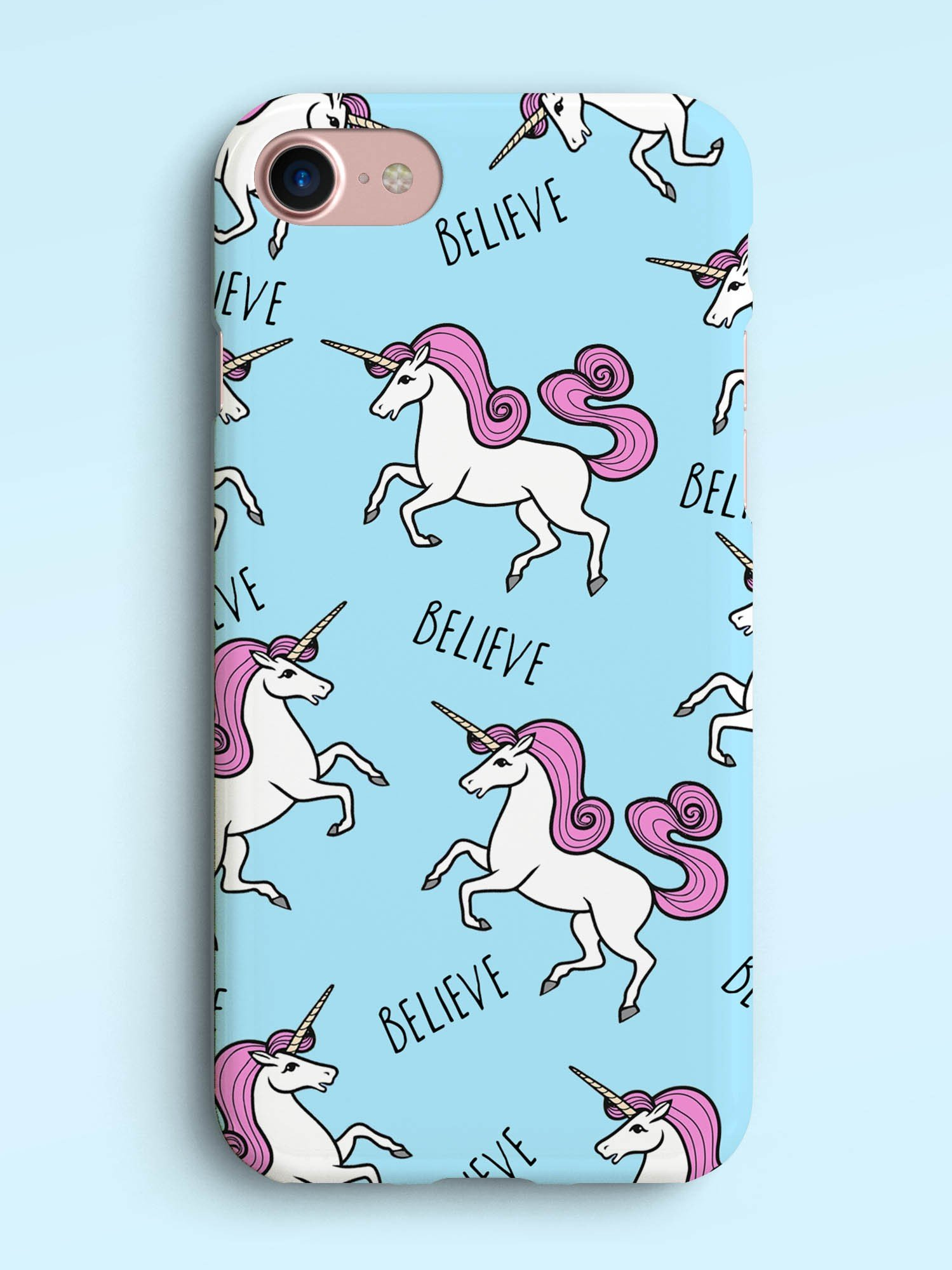Etui Believe in Unicorns - 112604