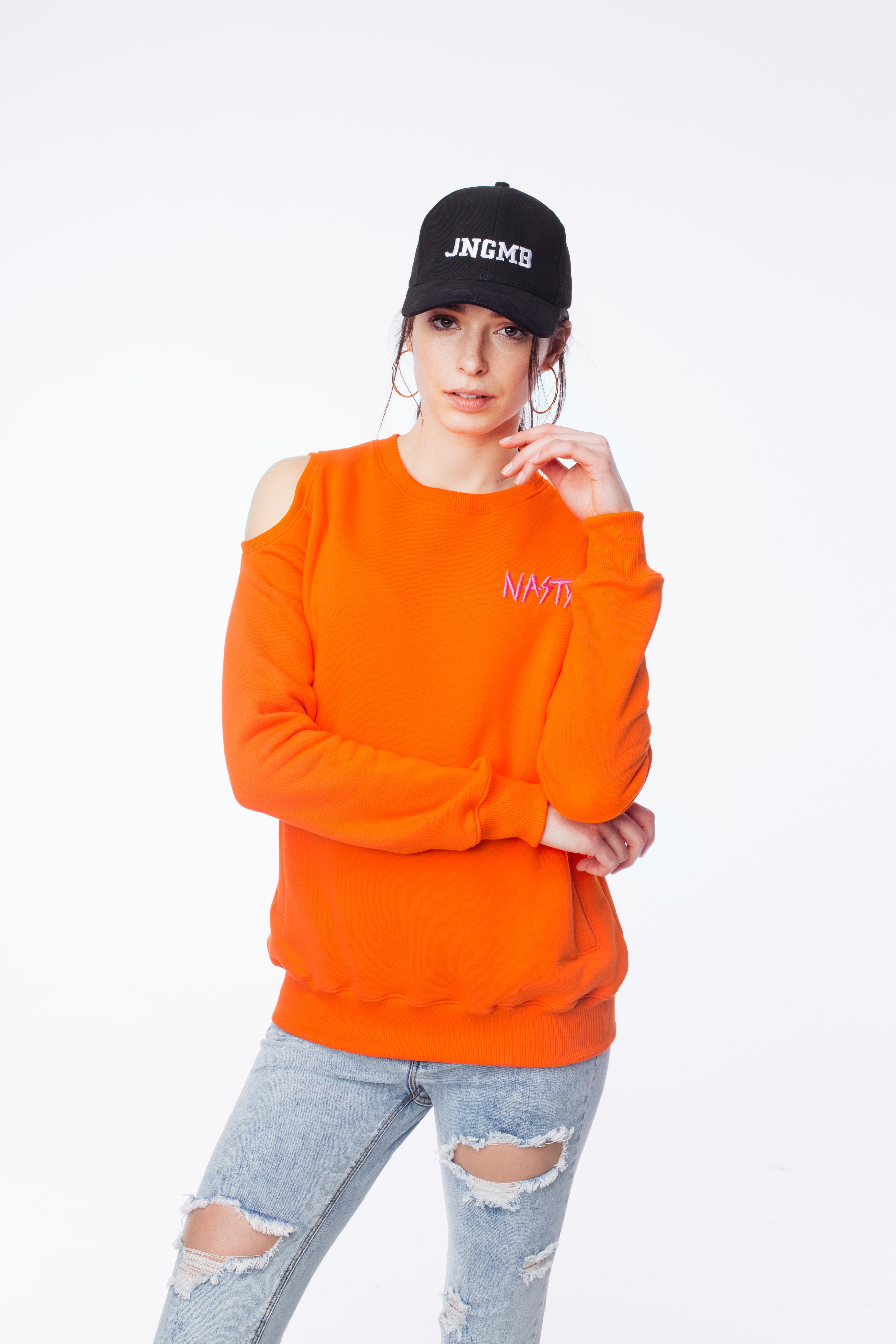 Bluza Nasty orange - 90810