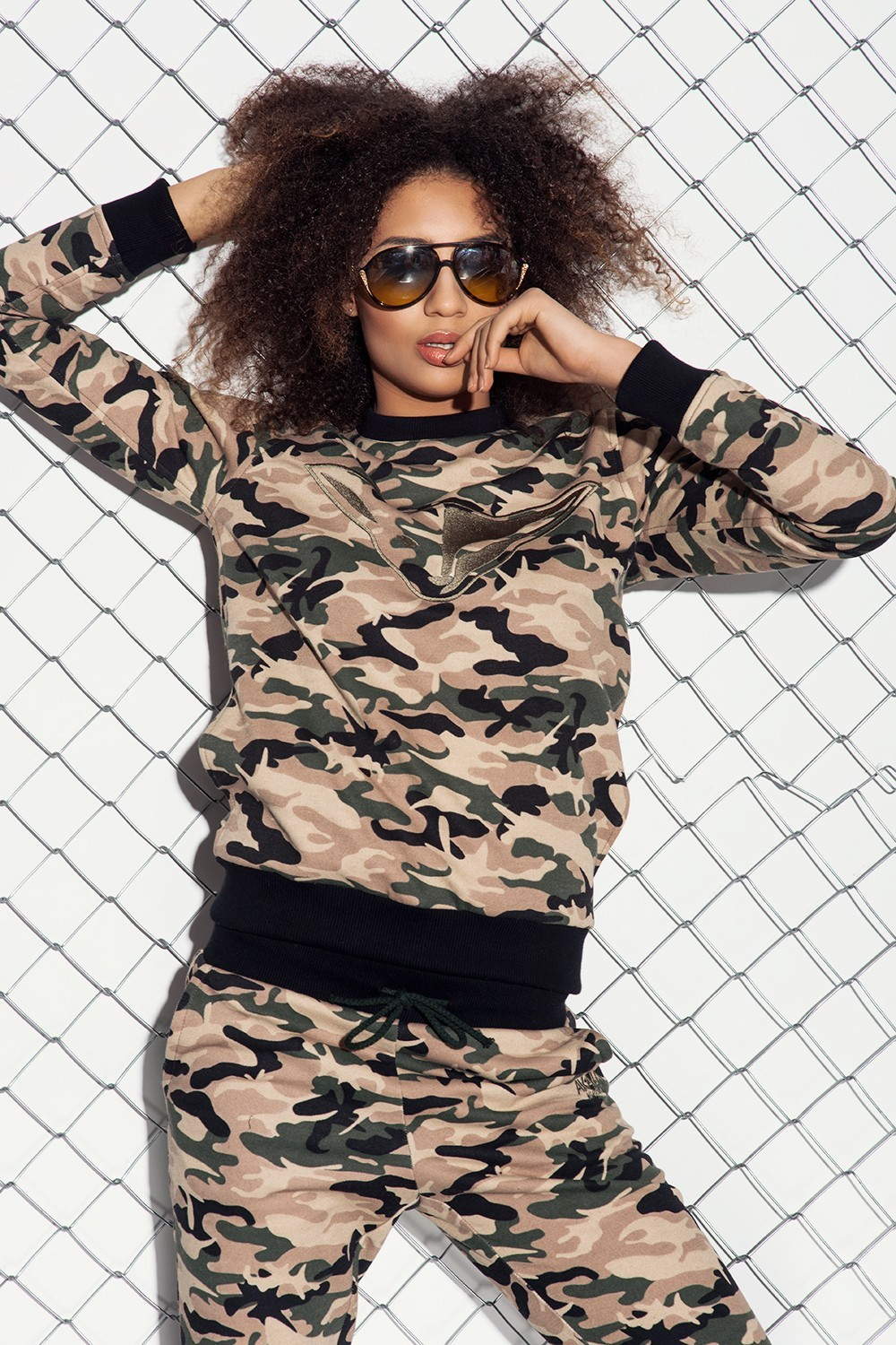 Bluza Army Lady - 87889