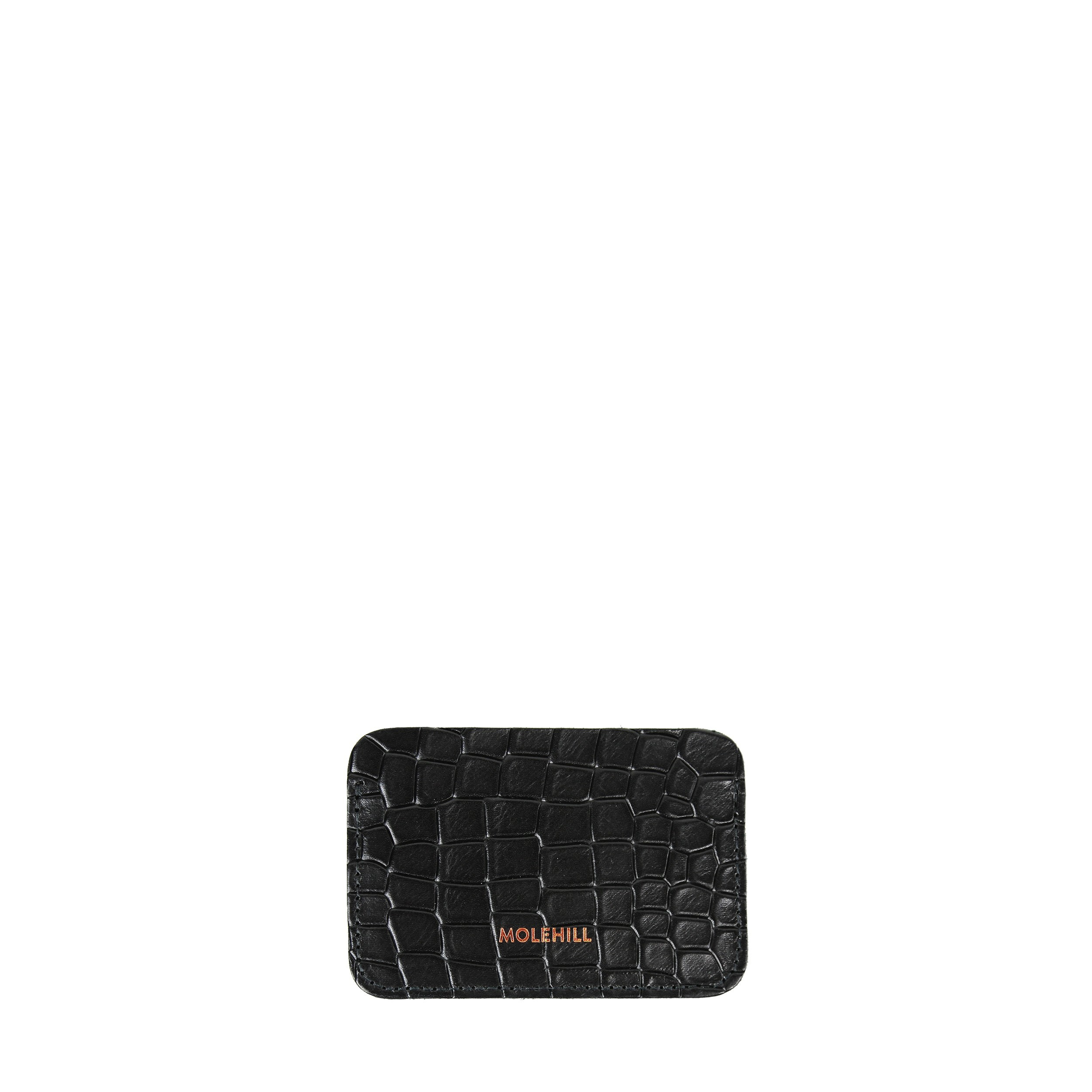 Etui Na Karty Croco Black - 105725
