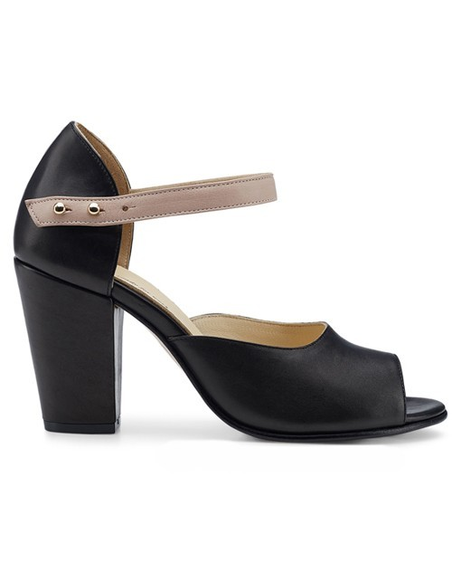 Buty na obcasie Coline Ankle Pump - 73356