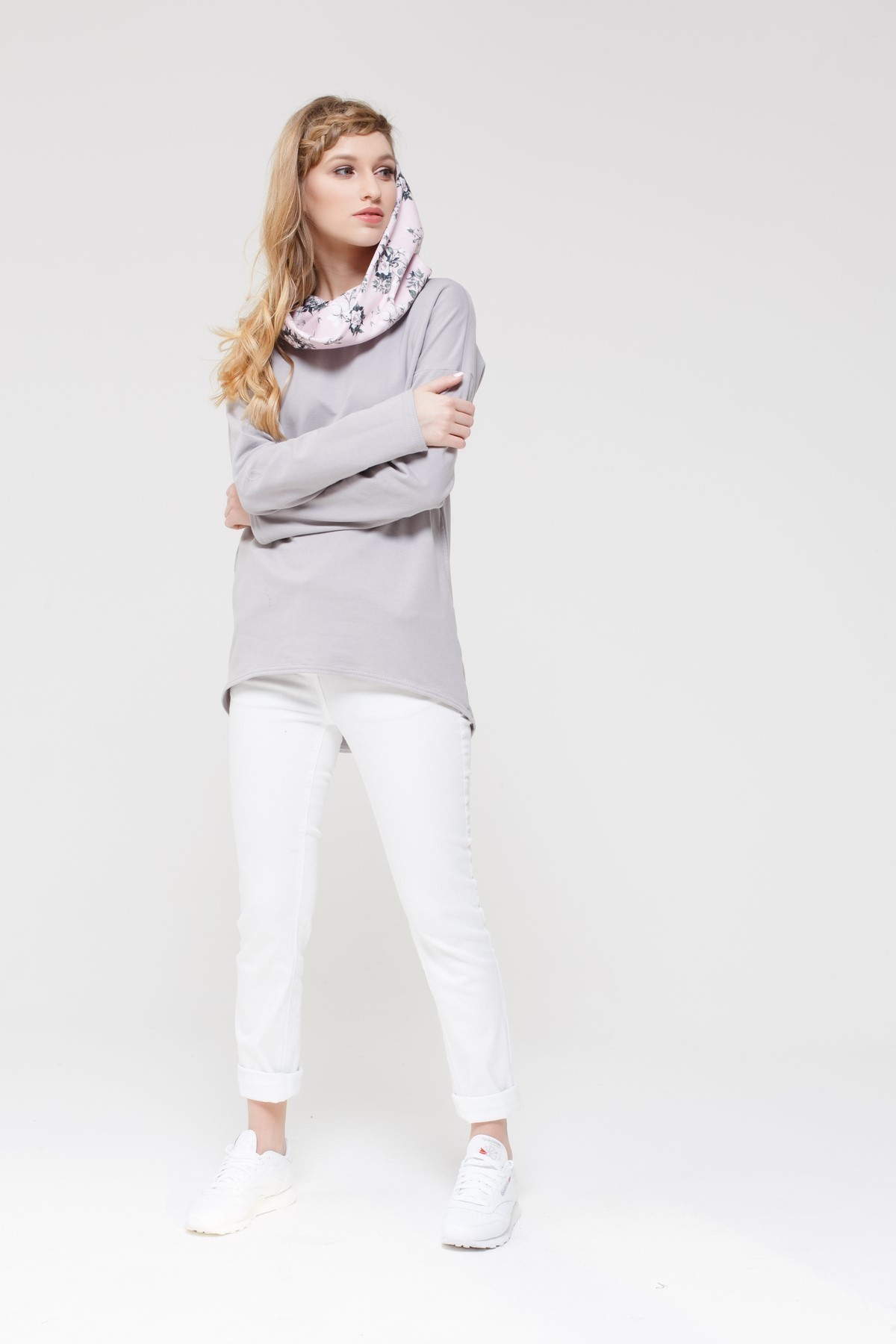 Bluza COSY Misty Rose - 97720