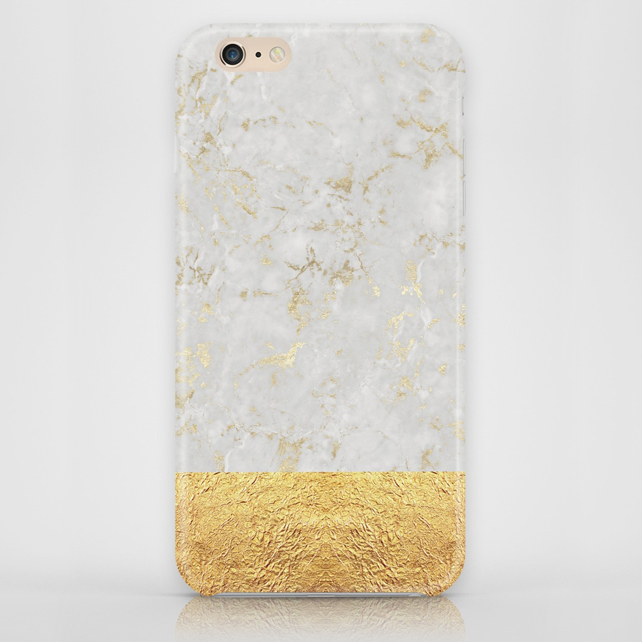Etui Golden marble - 81488