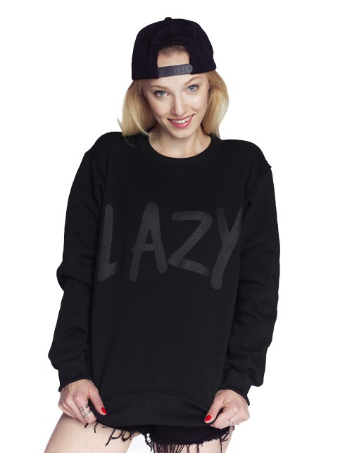 Bluza Lazy dark - 38859