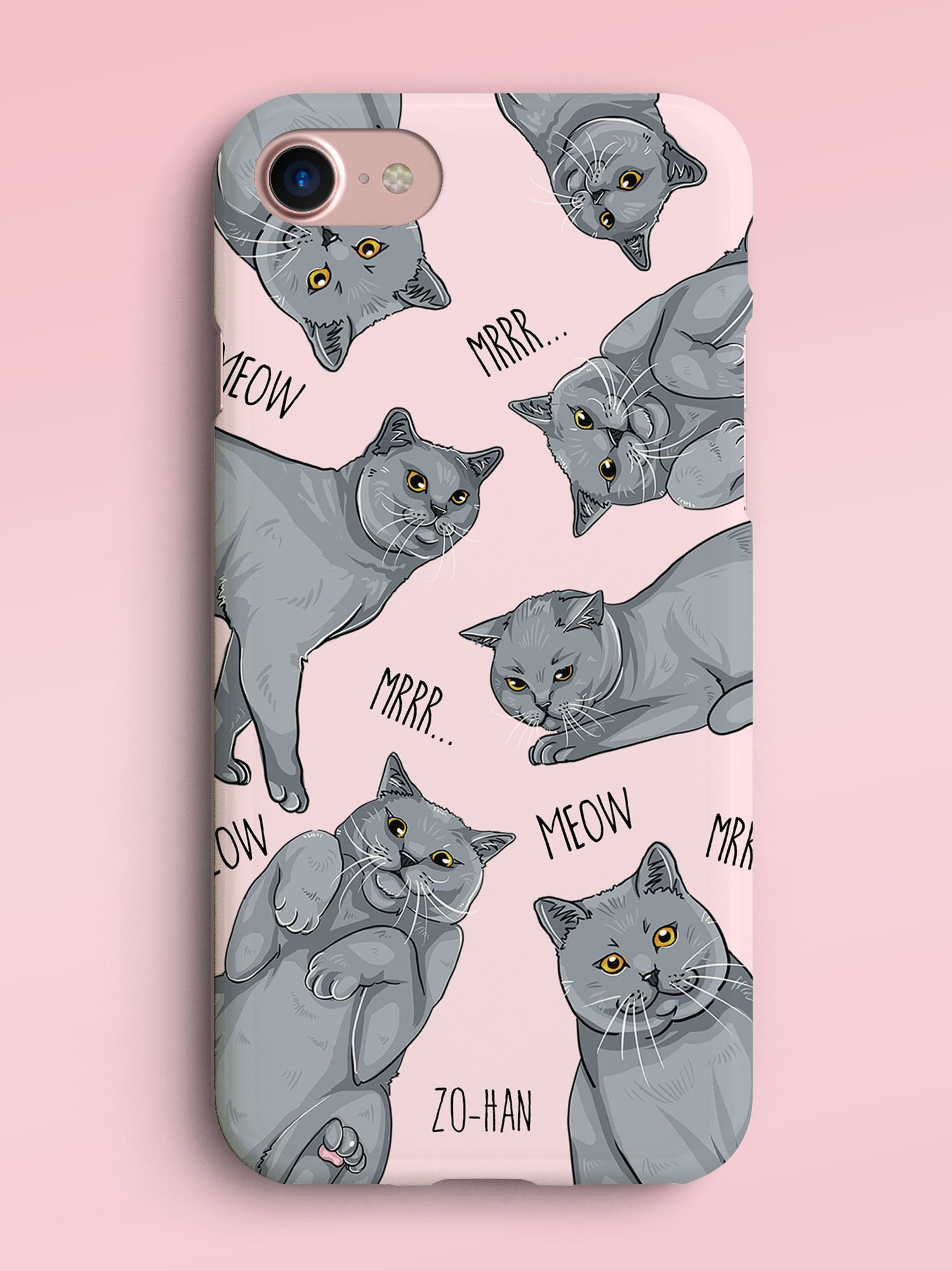 Etui British Cats Lover - 112603