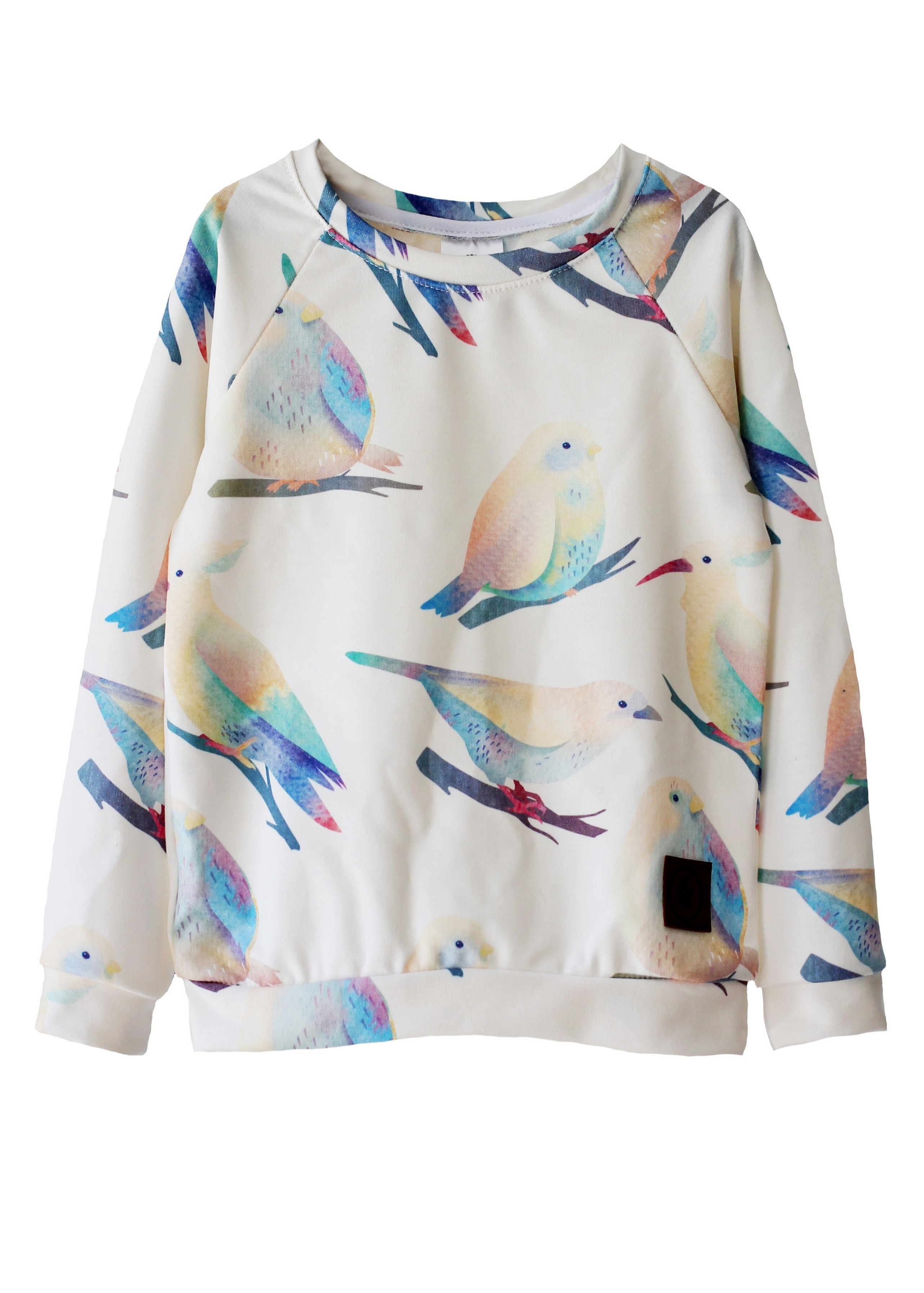 Bluza BIRDS colorful - 112755