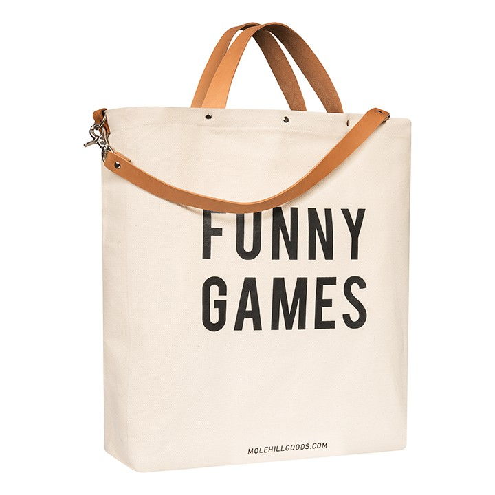 Torba Funny Games Canvas Bag - 49698