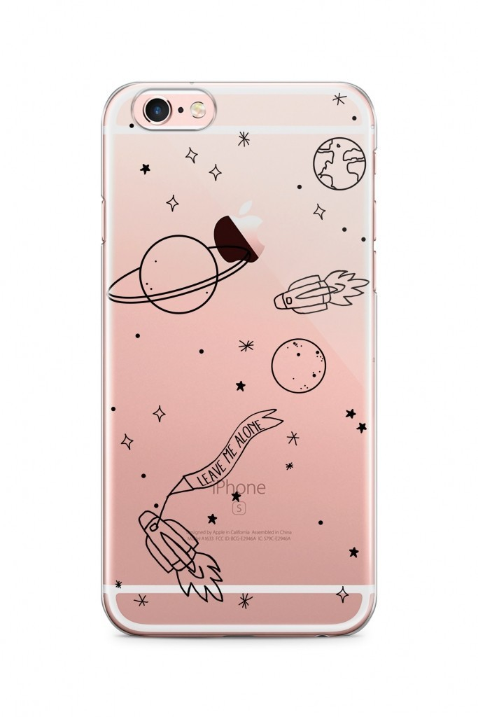 Etui na telefon I need my space - 99553