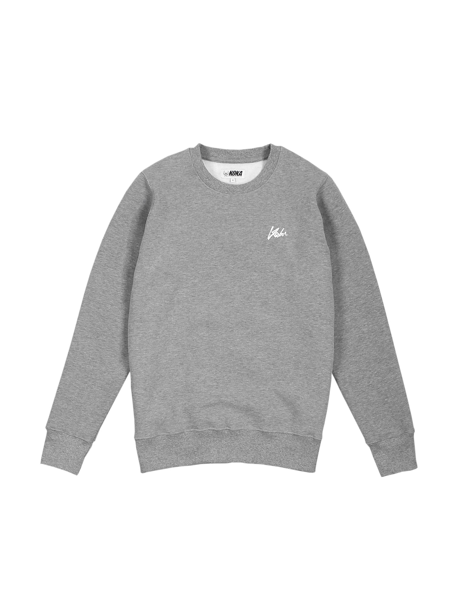Bluza Crewneck Sandglass Tag Heather Grey - 67720