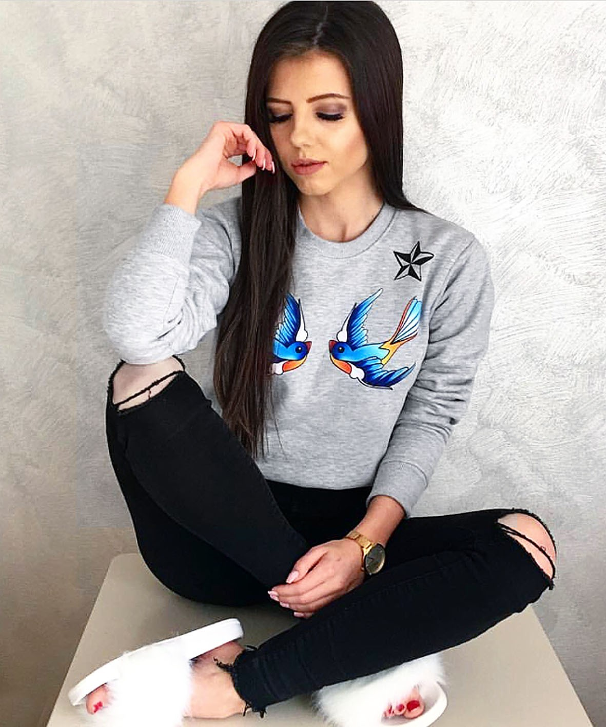 Bluza Stars and sparrows - 103721