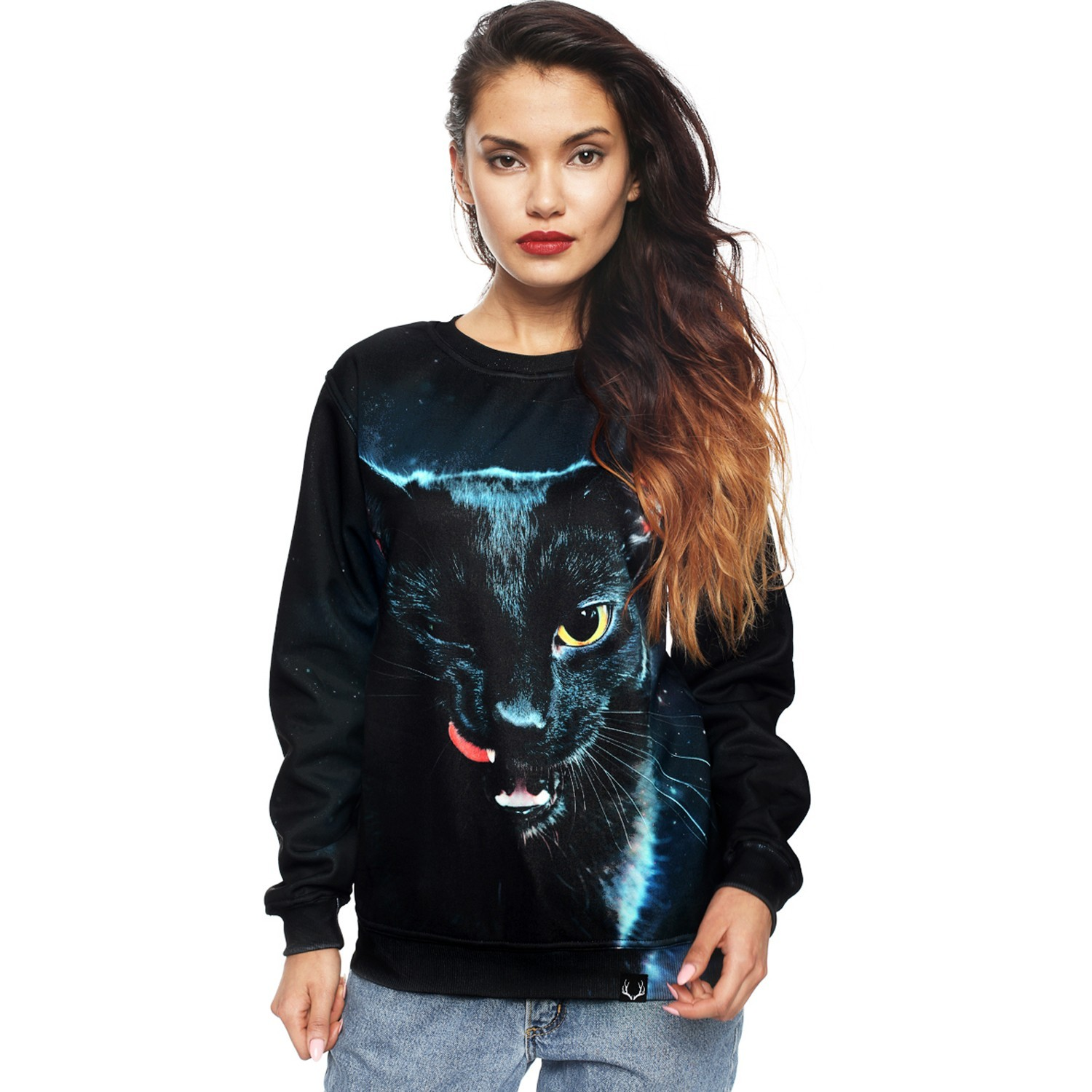 Bluza Black Cat - 101510