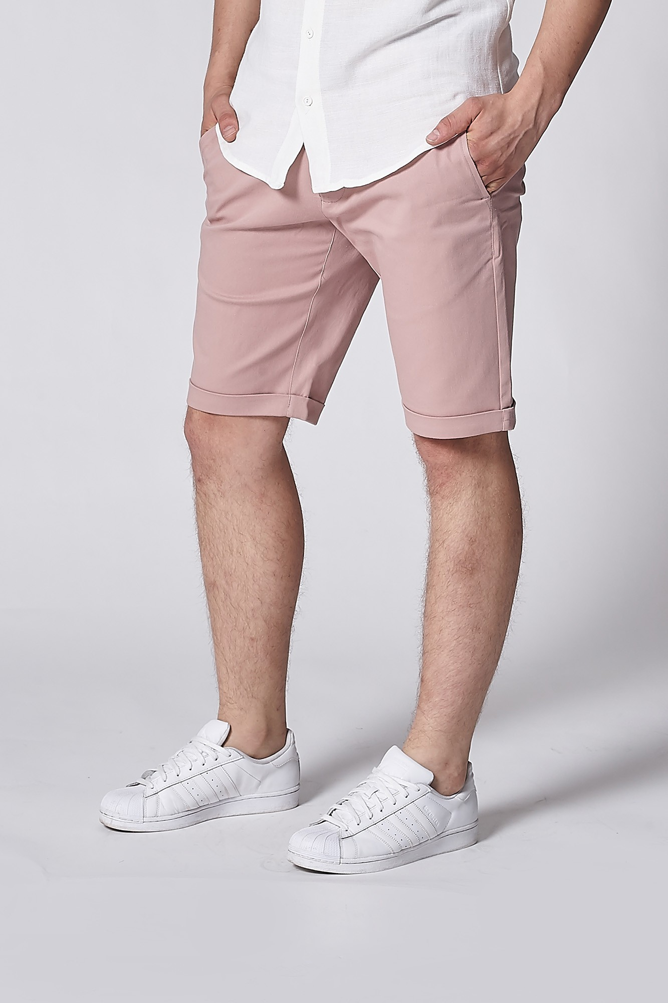Szorty Rose Bermuda Shorts - 108592