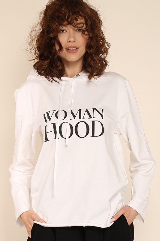 Bluza z kapturem Woman Hood - 94746