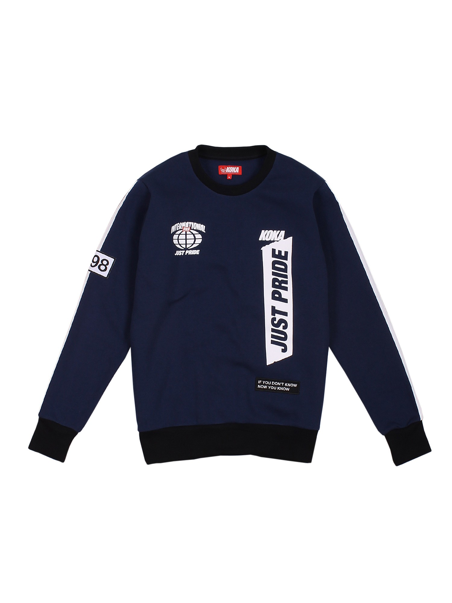 Bluza Crewneck Supporter Navy - 71250