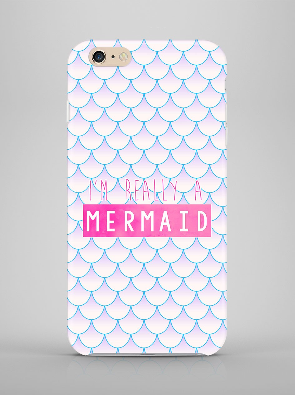 Etui I'm really a mermaid - 72666