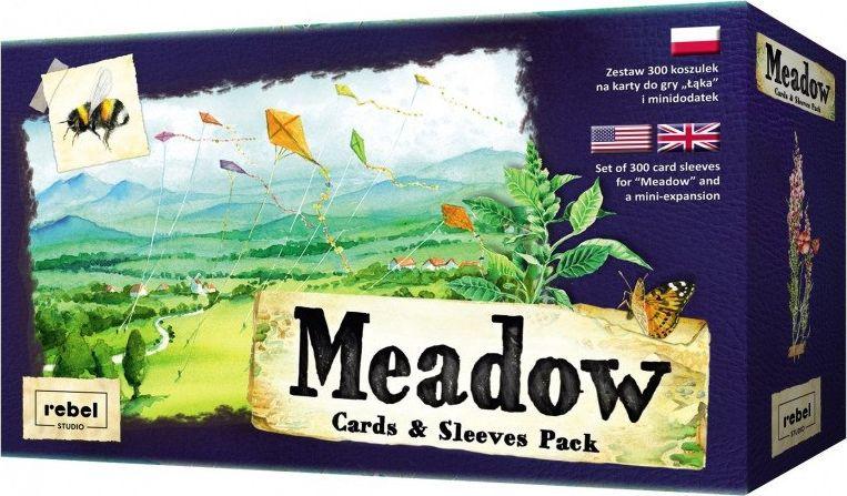 Rebel Gra Łąka (Meadow) Koszulki z zestawem kart