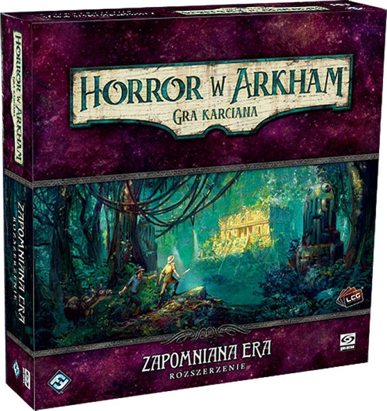 Galakta Horror w Arkham Zapomniana Era dodatek