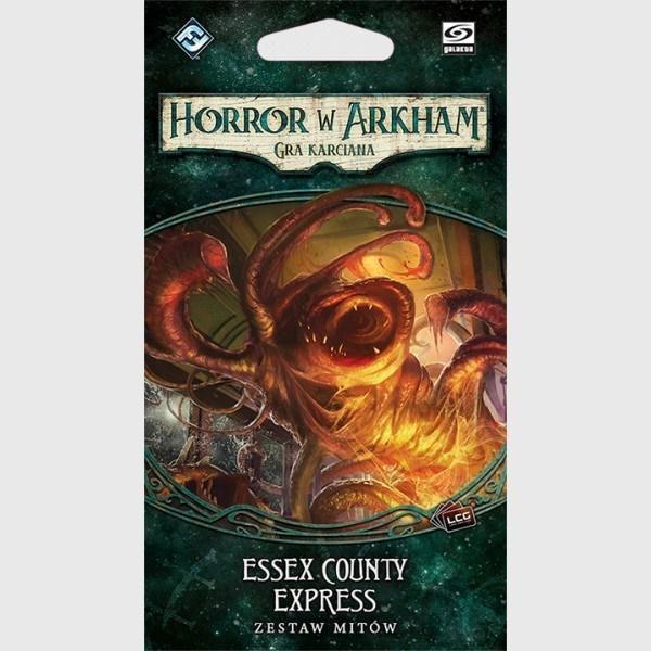 Galakta Horror w Arkham LCG: Essex County Express (260295)