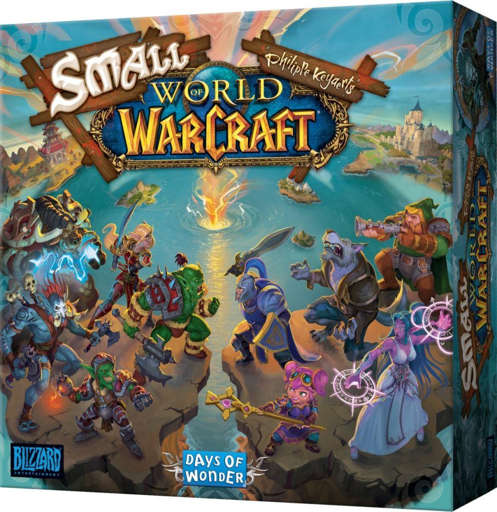 Rebel Small World of Warcraft
