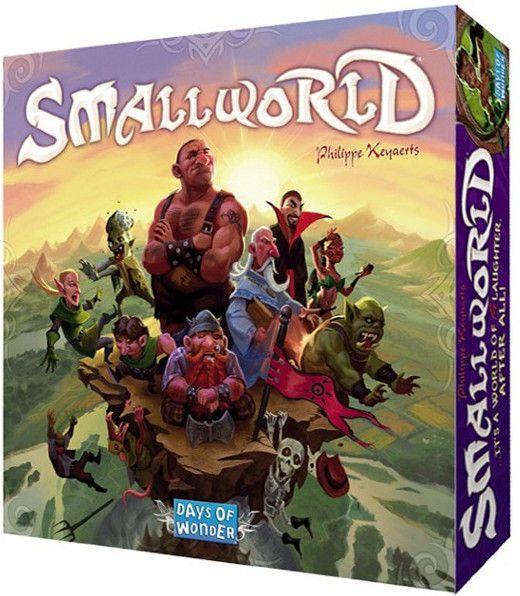 Rebel Gra planszowa Small World (23185)