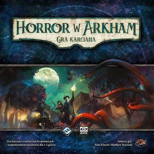 Galakta Horror w Arkham Zestaw Podstawowy (254089)