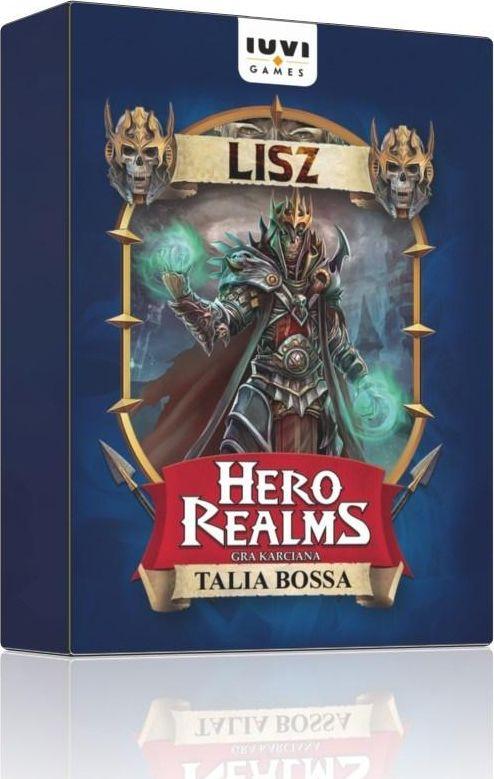IUVI Hero Realms: Talia Bossa: Lisz