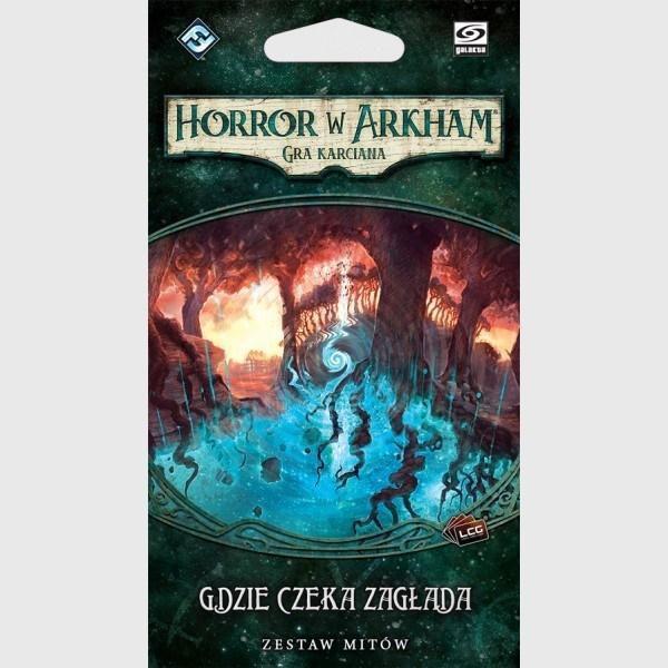 Galakta Horror w Arkham LCG: Gdzie czeka zagłada GALAKTA - 260298