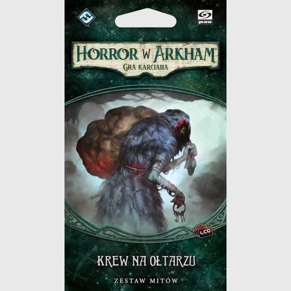 Galakta Horror w Arkham LCG: Krew na ołtarzu GALAKTA - 260296