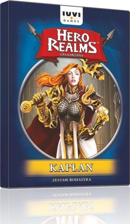 IUVI Hero Realms: Zestaw Bohatera Kapłan