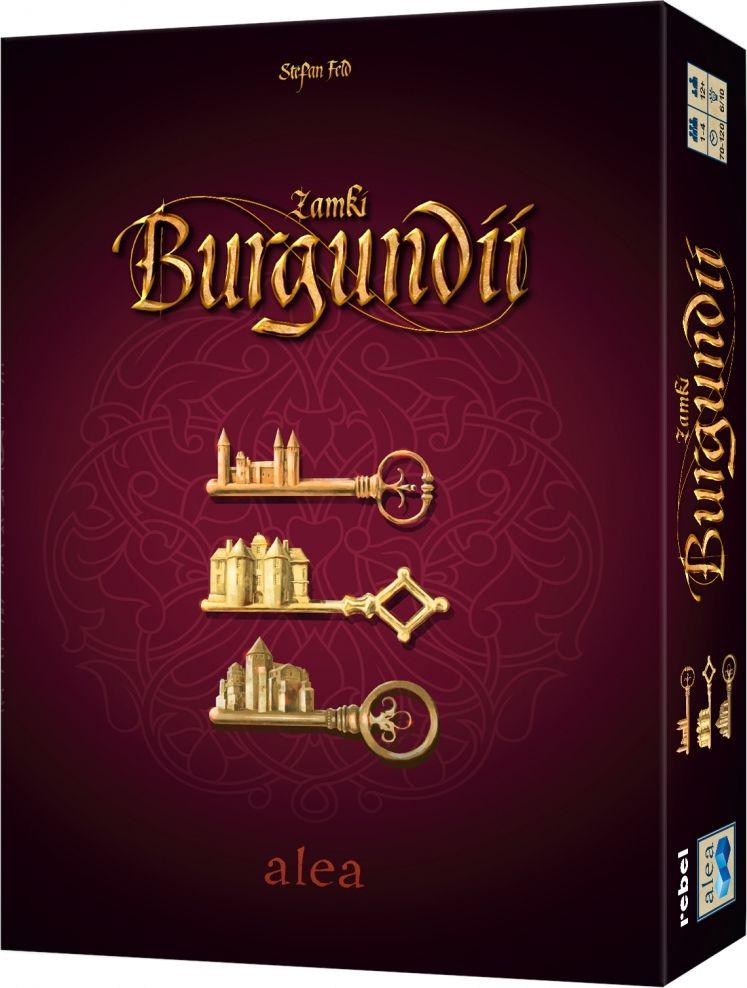 Rebel Zamki Burgundii - BIg Box