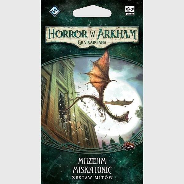 Galakta Horror w Arkham LCG: Muzeum Miskatonic (260294)