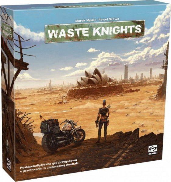 Galakta Gra Waste Knights (PL)