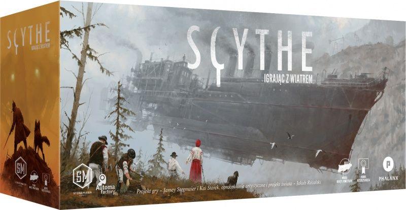 Phalanx Scythe: Igrając z wiatrem
