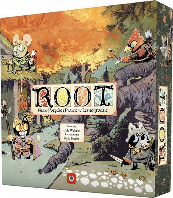 Portal Games Gra planszowa Root (wersja polska)