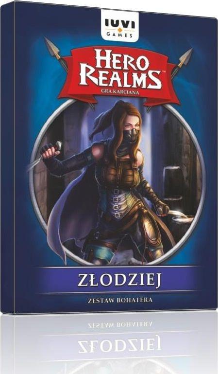 IUVI Hero Realms: Zestaw Bohatera Złodziej