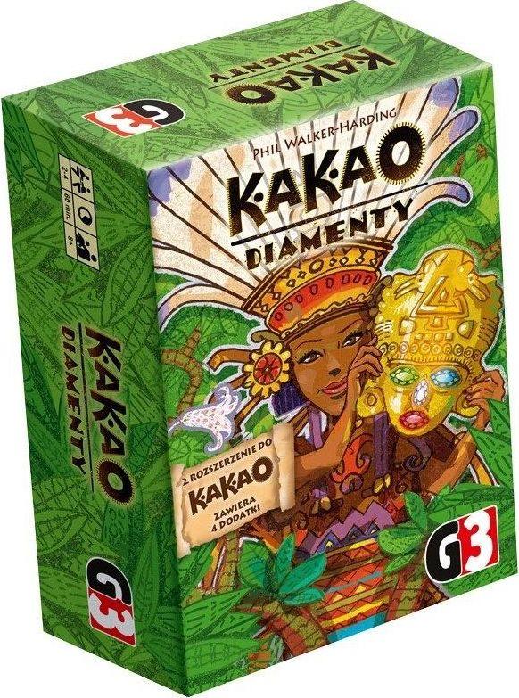 G3 Gra planszowa Kakao: Diamenty